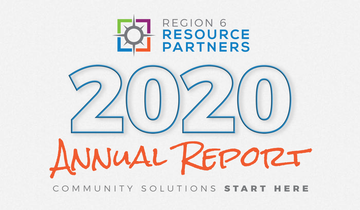 Region 6 Annual Report Header