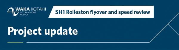SH1 Rolleston project update
